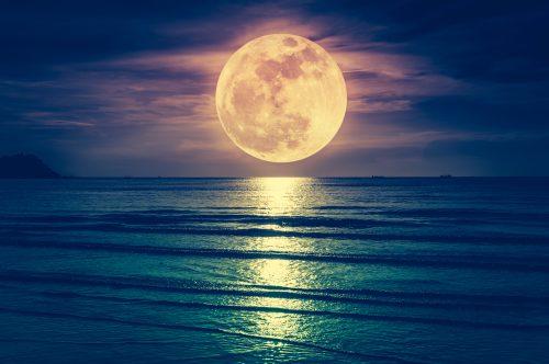 volle maan energie