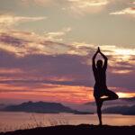 yoga voor een buikje