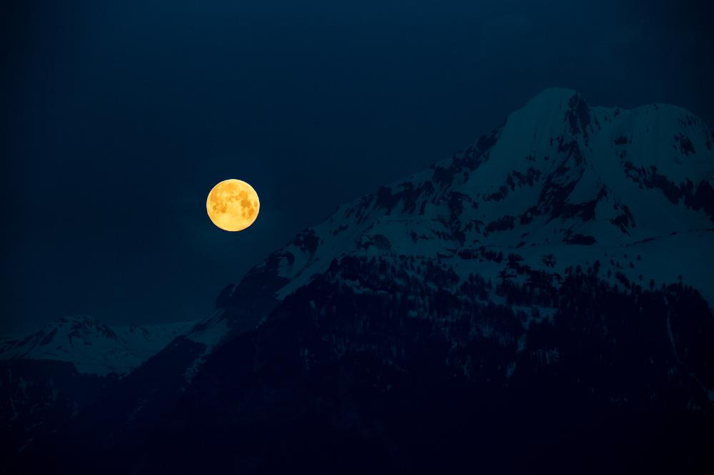volle maan emoties
