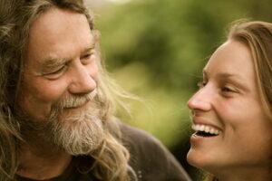 Miriam en Peter