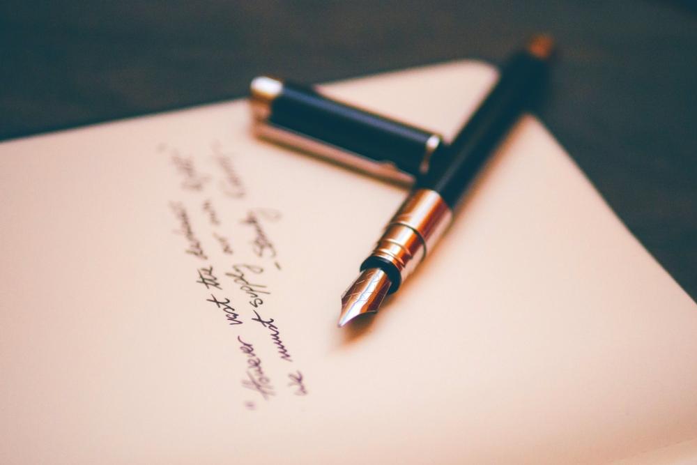 brief aan mijn oude ik