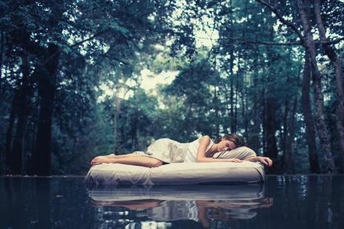 slaapmeditatie