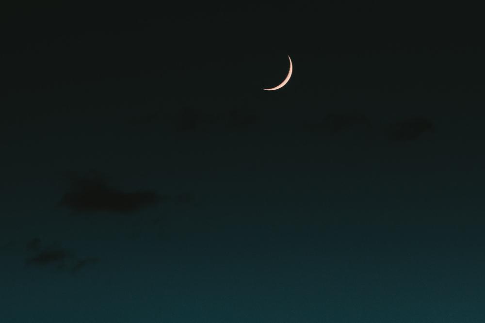 Nieuwe maan oktober