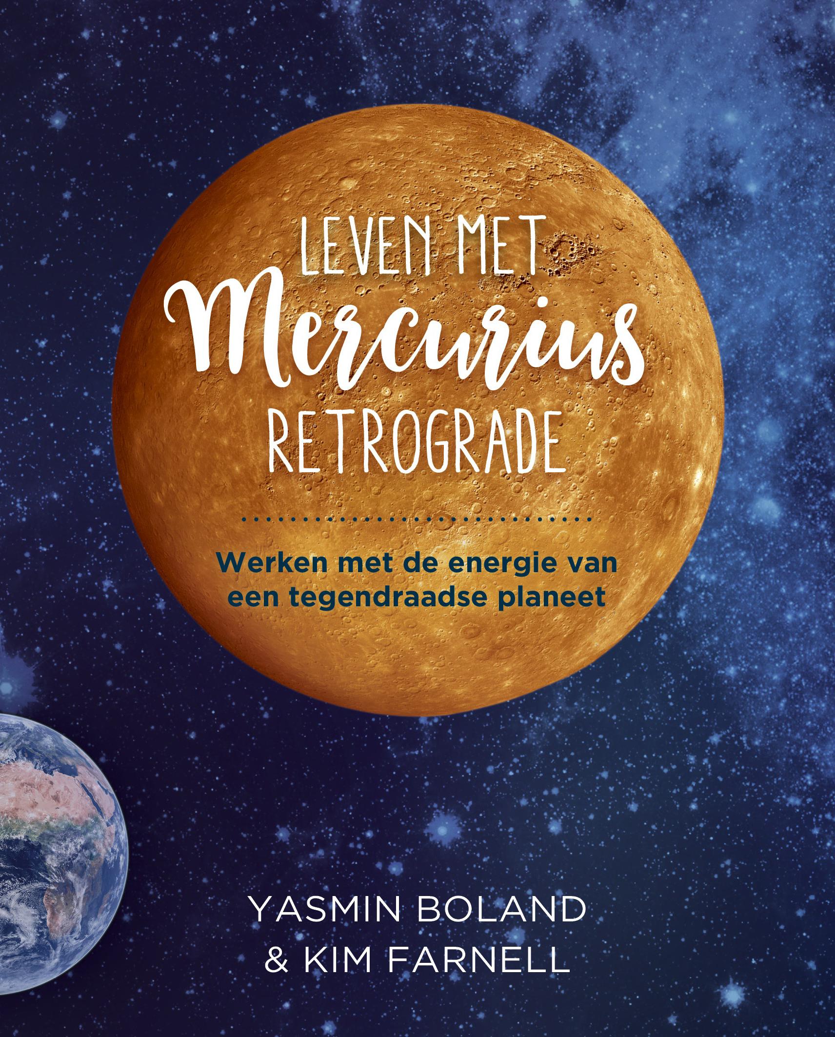 Leven met Mercurius Retrograde - cover
